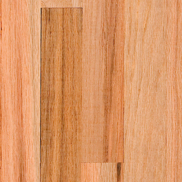 4 Width X 34 Thick Third Grade Red Oak Unfinished Square Edge