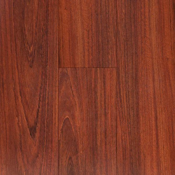 Laminate Flooring Boa Vista Brazilian Cherry 10mm. with Pre-attached underlayment